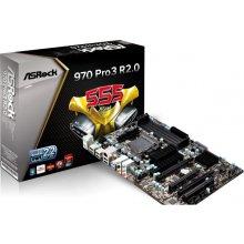 Emaplaat ASRock 970 PRO3 R2.0, 970...