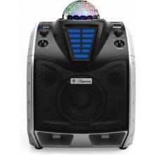 Колонки IDance XD200 Black, Bluetooth