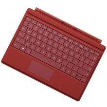 Microsoft Surface Type ümbris Pro 3 punane