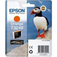 Тонер Epson чернила T3249 оранжевый | 14,0...
