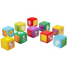 FISHER PRICE Blocks Anim als