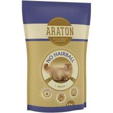 Araton cat adult no hairball 1,5 kg, toit...