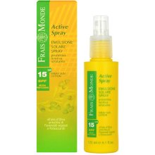 Frais Monde Active Spray Sun Lotion SPF15...