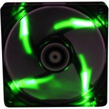 BitFenix Spectre 140mm Lüfter Grüne LED must