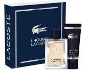 Lacoste L'Homme Set (EDT 50ml + Shower gel...