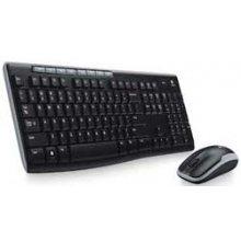 Klaviatuur LOGITECH juhtmevaba Combo MK270