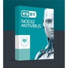 ESET NOD32 Antivirus 10, новый licence, 1...
