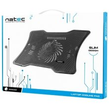 Natec laptop cooling pad MACAW белый...