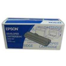 Тонер Epson S050167 Toner чёрный