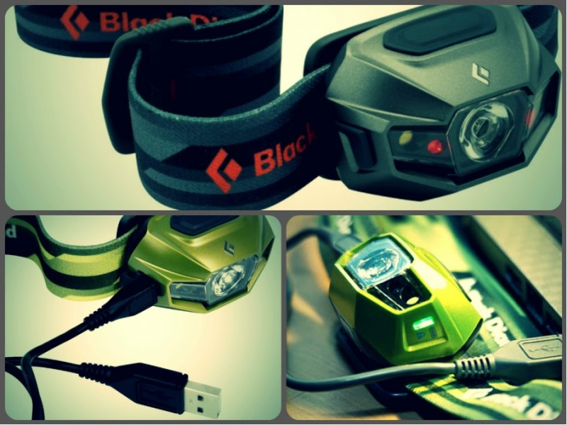 Black Diamond Revolt Bright Green Headlamp 01 Ee
