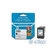 HP 350 black Inkjet Print Cartridge 350...