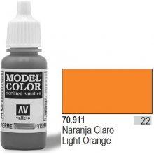 Vallejo Farba Nr22 Light oranž 17mlMatt