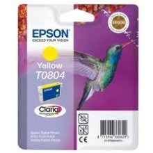 Тонер Epson чернила T0804 жёлтый | Stylus...