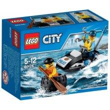 LEGO ® City 60126 Flucht per Reifen