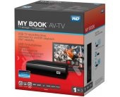 Жёсткий диск WESTERN DIGITAL MyBook AV-TV...