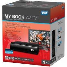 Kõvaketas WESTERN DIGITAL MyBook AV-TV...