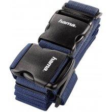 Hama 2-Wege Gepäckgurt dunkelblau
