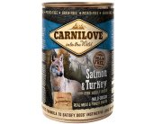 Carnilove Wild Meat Salmon & Turkey for...