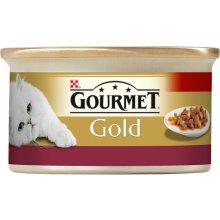 Gourmet Gold kassikonserv, kana & maksaga...
