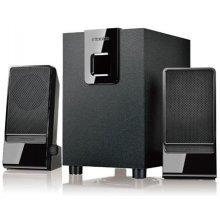 Kõlarid Microlab M-100 2.1, 10 W
