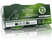 Platinum Menu Mini Chicken 4 x 100g