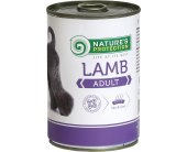 Natures Protection Dog Adult Lamb 400g -...