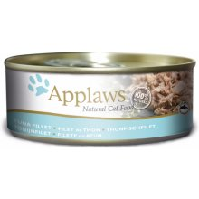 Applaws konserv Tuna fillet 24x156g