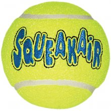 Kong AIR SQUEAKAIR Ball размер M