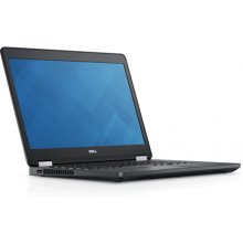 Ноутбук DELL Latitude E5470 Black, 14.0...