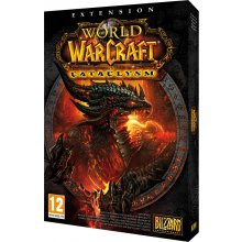 Mäng GAME PC WoW: Cataclysm