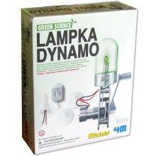 4M Dynamo lamp