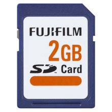 Mälukaart FUJIFILM 2GB SD Card High Quality...