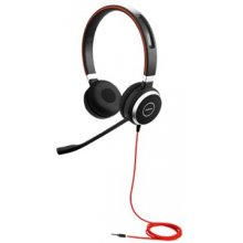 Jabra Evolve 40 DUO 3,5mm (bez USB)