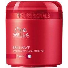 Wella Brilliance Thick Hair 150ml - Hair...