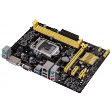 Emaplaat Asus H81M-K, DDR3-SDRAM, DIMM...