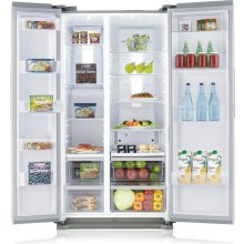 Külmik Samsung Fridge-freezer Side by Side...