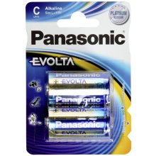 PANASONIC Evolta C C/LR14, Alkaline, 2 pc(s)