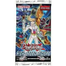 Konami Yu-Gi-Oh! High-Speed Riders Booster