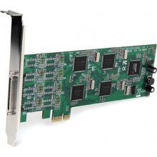 StarTech.com 8 Port LP PCIe RS-232, PCIe...