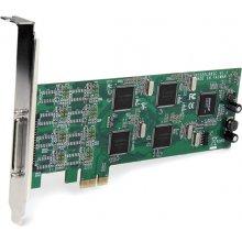 StarTech.com 8 Port LP PCIe RS-232, PCIe...