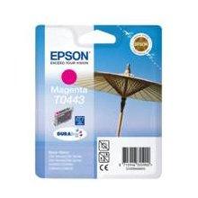 Tooner Epson tint T0443 magenta | Stylus...