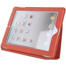 4World Protection Etui for iPad 2, SLIM red