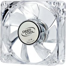 "Deepcool ""XFAN"" 80mm transparent raam koos..."