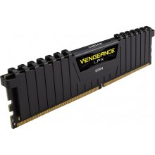 Mälu Corsair Vengeance LPX must 16GB DDR4...