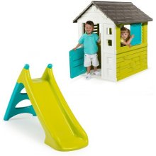 SMOBY Cottage Pretty + XS slide