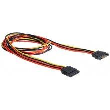 Delock кабель Power SATA 15 Pin male > SATA...