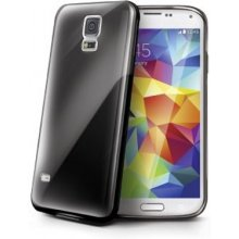 Celly GELSKIN 390BK TPU чехол GALAXY S5