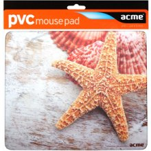 Acme Plastic мышь Pad, sea shells...