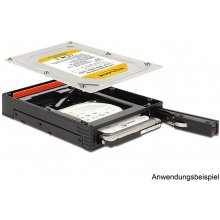 Delock 3.5 Mobile Rack for 1 x 2.5 SATA HDD...