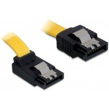Delock kaabel SATA 6 Gb/s male straight>SATA...